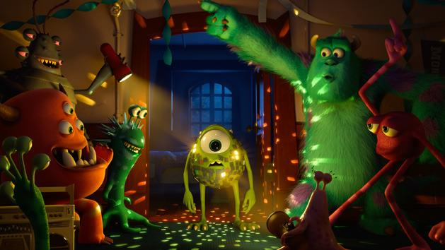 FIRST LOOK: 'Monsters University' trailer
