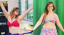 Mom's 'Bikini Karaoke' video inspires body confidence
