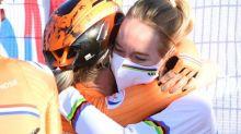 Cyclisme - Mondiaux (F) - Anna van der Breggen (championne du monde de course en ligne) : «C'est incroyable »