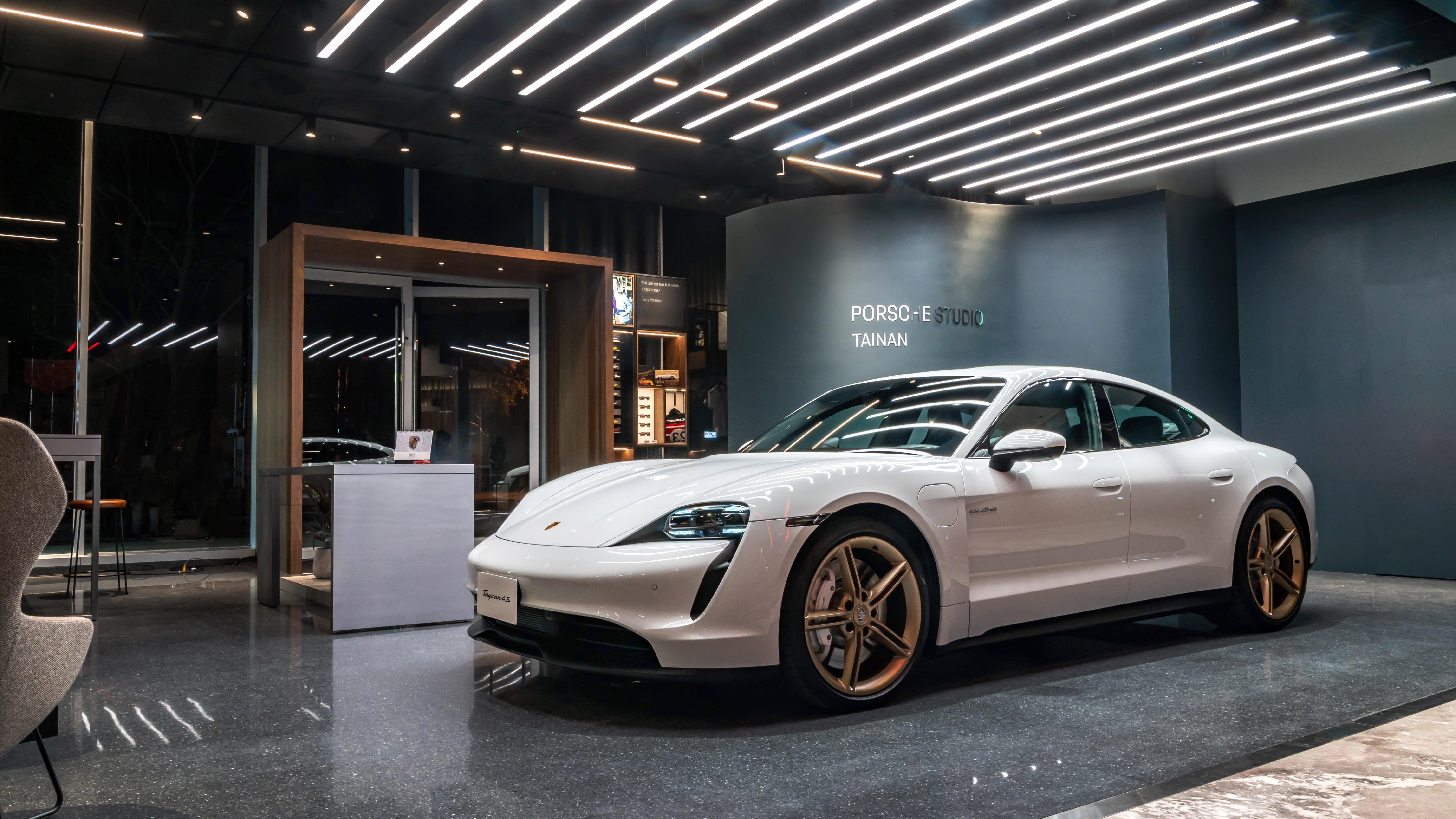 【HD影片】落腳台南!跳脫以往展間體驗|全新台南Porsche Studio 概念店