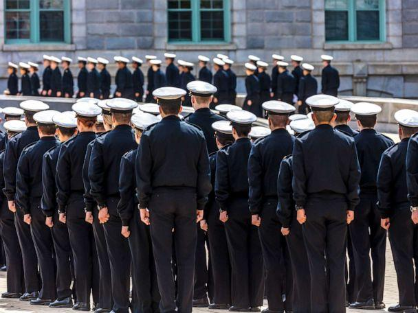 Coronavirus causes drop in sexual assault reports at military academies