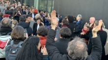 Climate change protest at bank 'necessary and proportional' - Swiss judge
