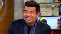 """George Lopez on """"Escape from Planet Earth,"""" Vanity Fair Party"""