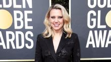 Kate McKinnon Holds Back Tears at Golden Globes Remembering How Ellen DeGeneres' Coming Out Inspired Her