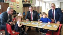Federal government investing $7 billion in child care