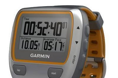 Garmin intros Forerunner 405CX and 310XT with GPS, a face only a triathlete mother could love