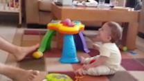 Laughing Baby Video Becomes a Web Hit