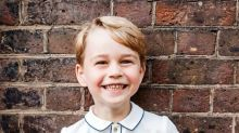 And now he is 5: Britain's Prince George marks birthday