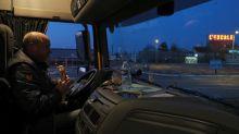 """Confinement : une partie des relais routiers autorisés à rouvrir, """"une avancée"""" se félicite le principal syndicat de chauffeurs"""