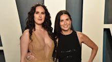 Rumer Willis on which of mum Demi Moore's famous roles she'd love to play