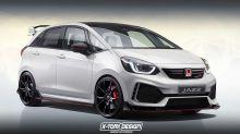 Novo Honda Fit pode ganhar versão esportiva Type R