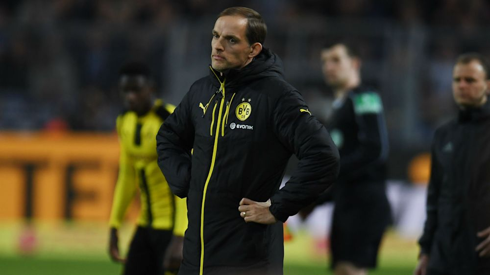 It was a rollercoaster ride - Tuchel slams Dortmund's profligacy