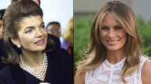 Melania Trump reforma el jardín de la Casa Blanca fiel a Jacqueline Kennedy con un toque personal