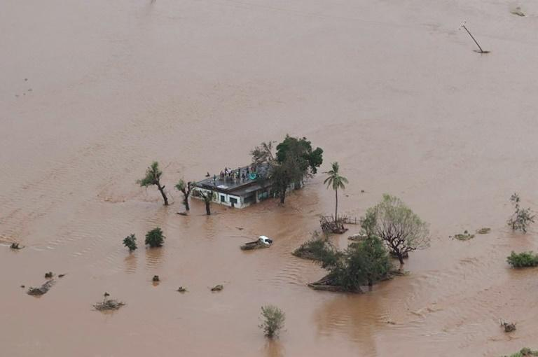 Death Toll From Mozambique Zimbabwe Floods Exceeds 300 As