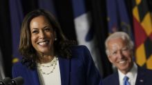 How much are Sen. Kamala Harris and her husband worth?