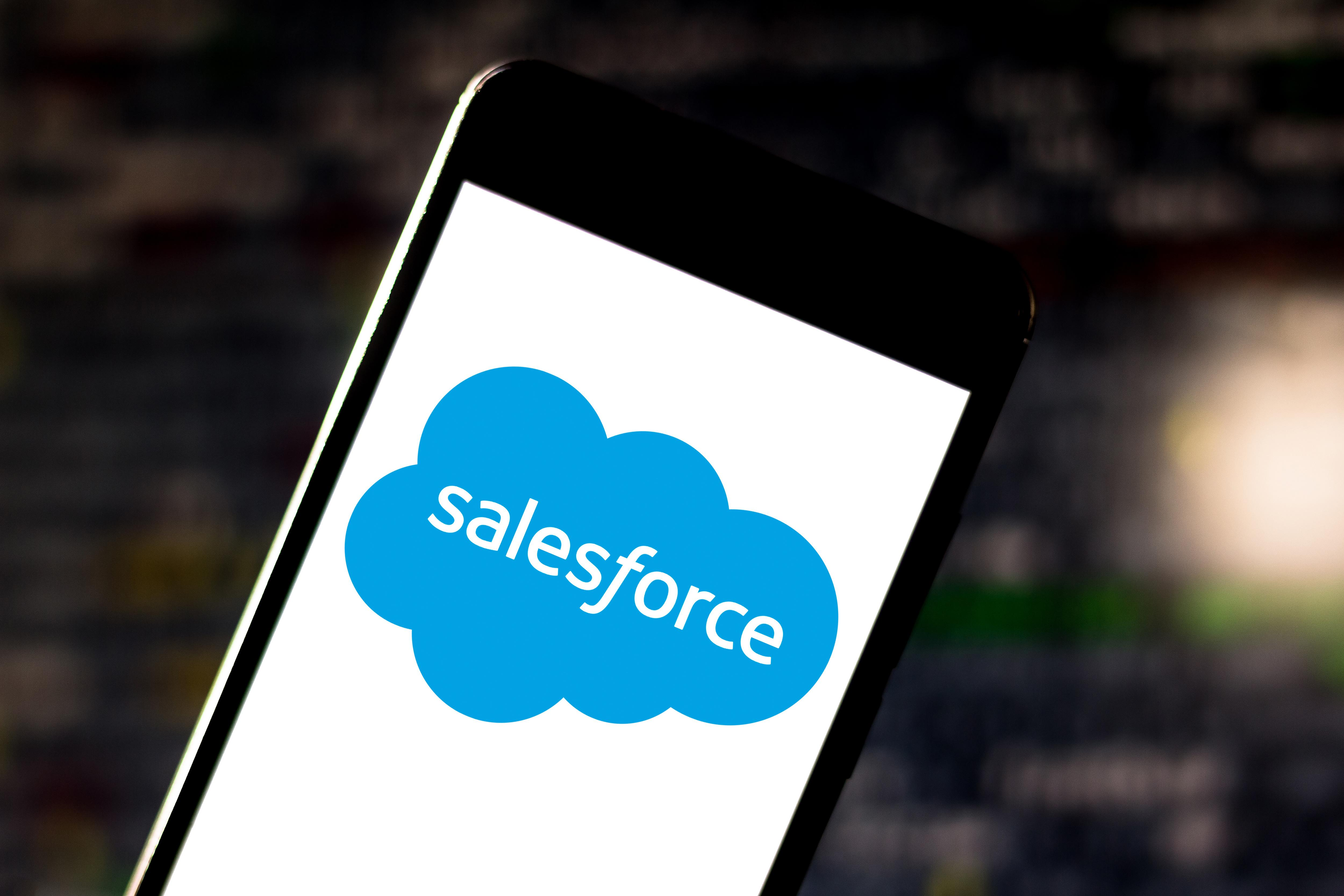 Salesforce President discusses company's latest launches and acquisitions