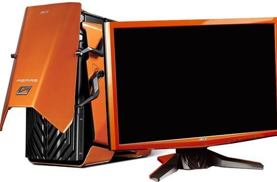 Acer's G24 gaming monitor with world's best contrast
