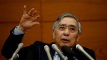 BOJ's Kuroda flags more easing if virus impact worsens - Sankei