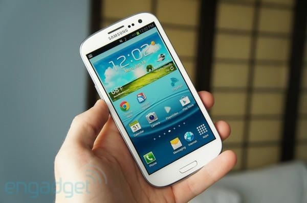 Sprint Galaxy S III making its way to stores July 1st