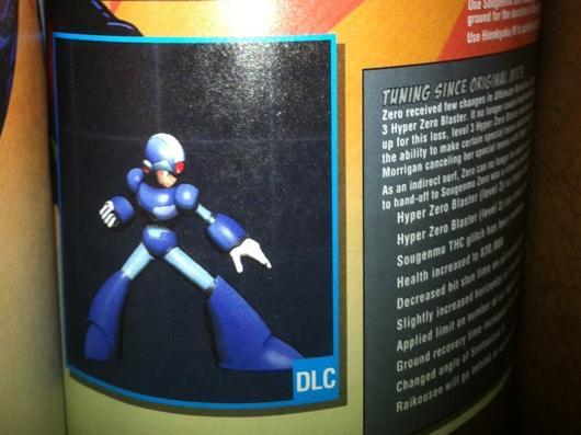Not How It Looks Theater presents: Mega Man X (isn't) in UMvC3