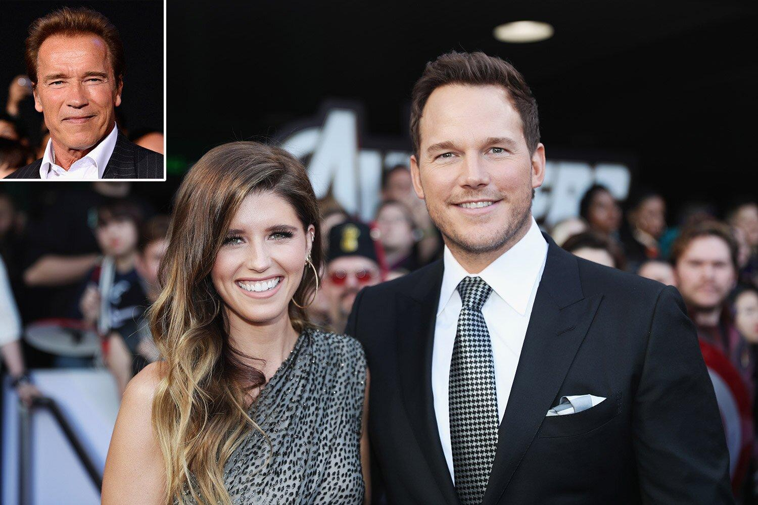 Arnold Schwarzenegger 'Never' Thought Daughter Katherine Would 'Marry an  Actor' Before Chris Pratt