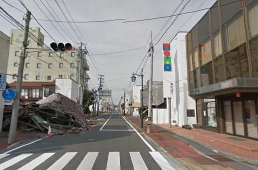 Google Street View lets former Fukushima residents see the town they left