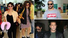 In Pics: Salman, Jacqueline, Varun and Taapsee Keep It Casual