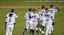 MLB roundup: Dodgers pull off sweep of Nats