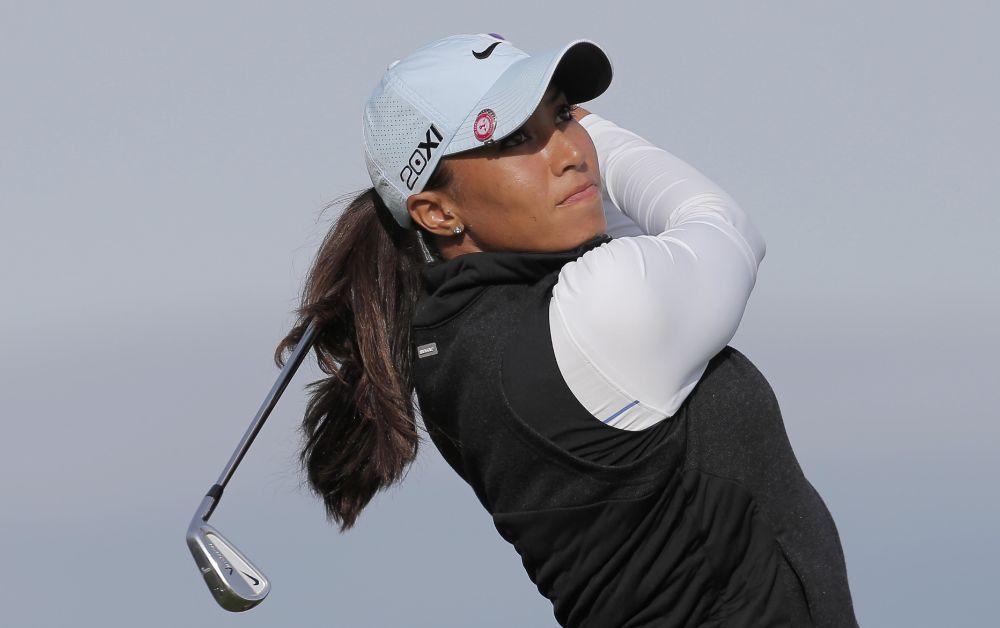 Cheyenne Woods wins Australian Ladies Masters