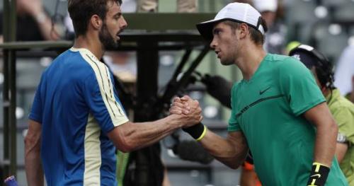 Tennis - ATP - Marrakech - Marrakech : Borna Coric dans le dernier carré