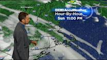 WBZ AccuWeather Midday Forecast For May 24