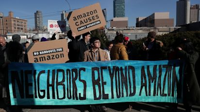 Where Amazon's 25,000 NYC jobs could go now