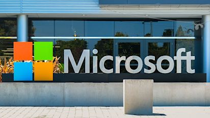 Microsoft value crosses $1 trillion