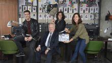 Telecinco comparte la primera imagen del reparto de Desaparecidos, el debut de Maxi Iglesias en la cadena