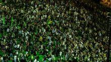 Hongkonger Aktivisten wegen Tiananmen-Mahnwache angeklagt