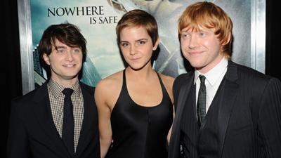 'Harry Potter And The Deathly Hallows,' NYC Premiere