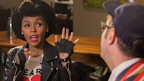 Breakfast with Bevan - Janelle Monáe Reveals Her Most Embarrassing On-Stage Moment