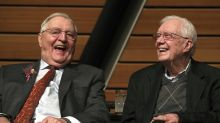 Mondale remembered as effective policymaker, public servant