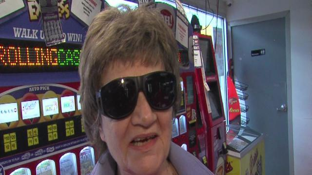 Noon: Local reaction to Powerball jackpot