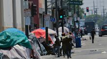Homelessness Rises In Los Angeles Amid Statewide Swell