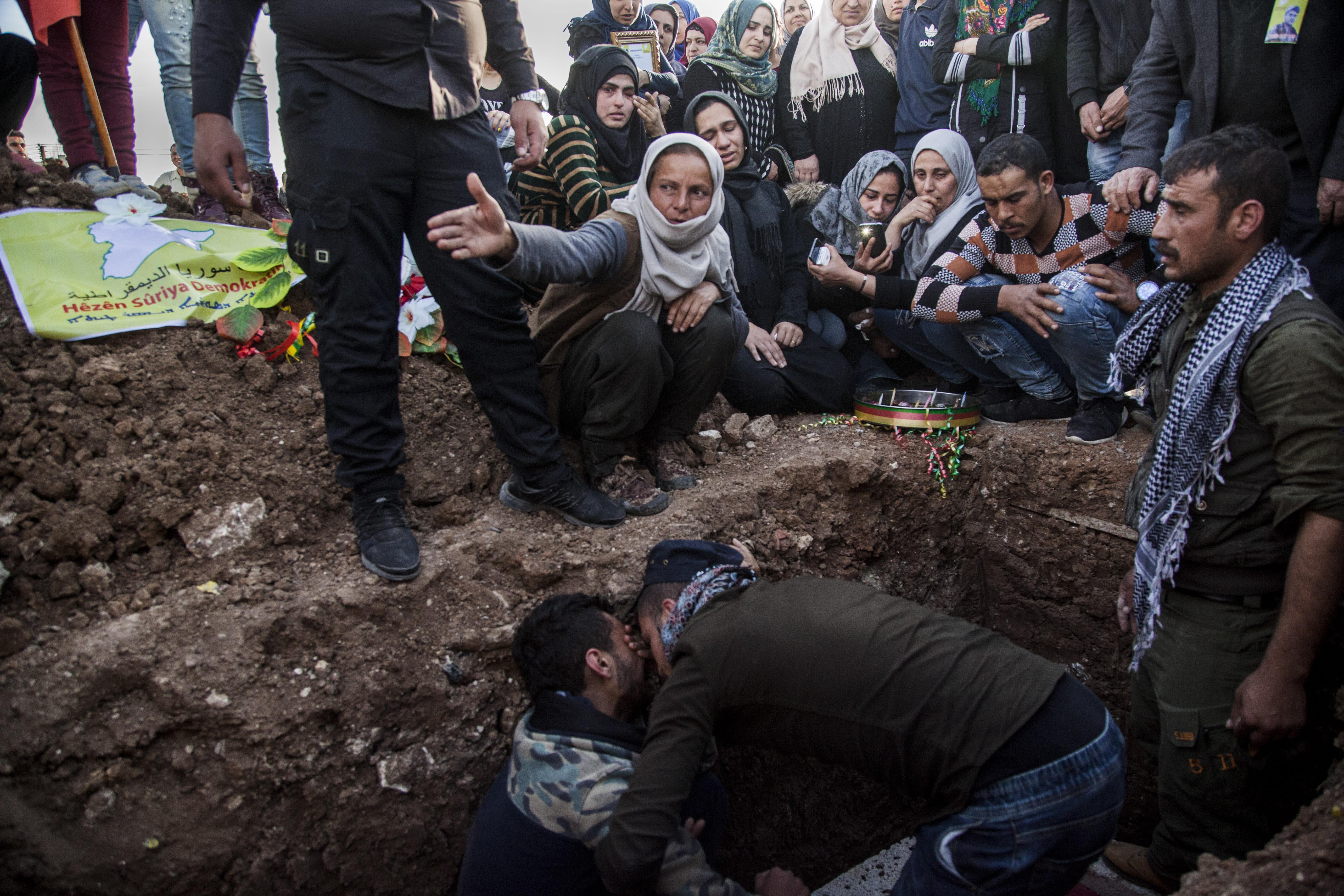 Hashd al-Shaabi killed in Daesh/ISIS attack