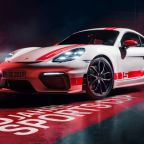 Porsche Cayman GT4 Sports Cup Edition an all-German celebration