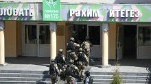 Putin orders new gun control regulations after school shooting kills 8