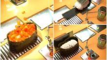【有片】日本捲壽司機器 全自動化Twitter熱傳