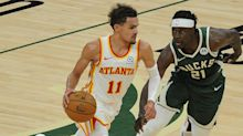 Trae drops 48 as Hawks defeat Bucks