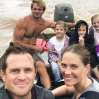 Surfer Laird Hamilton Personally Rescues Vacationing Family Stranded in Kauai Floods
