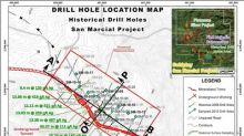 Goldplay reports high-grade silver-lead-zinc-gold mineralization from sampling of a re-opened historical tunnel at San Marcial; including 13 meters @ 1,048 gpt AgEq