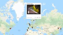 Avant le Maroc, ces pays qui utilisent des TGV français pour circuler