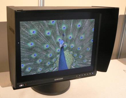 Samsung busts out the 720TD, 711ND and XL20 LCDs in Japan