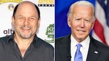 Seinfeld 's Jason Alexander Joins Cameo for a Day — to Raise Money for Biden